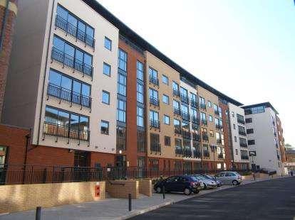 1 Bedroom Flat for sale in Kinvara Heights, 158 Cheapside, Birmingham, West Midlands