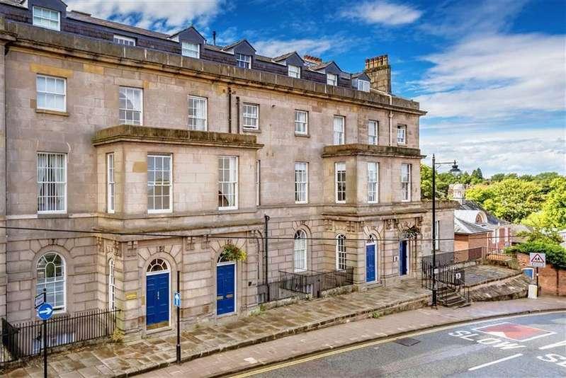 2 Bedrooms Flat for sale in Claremont Buildings, Claremont Bank, Shrewsbury