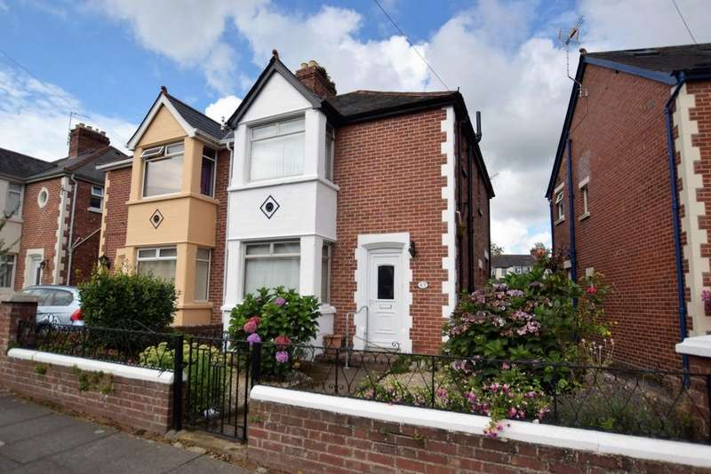 3 Bedrooms House for sale in Wardrew Road, St Thomas, EX4
