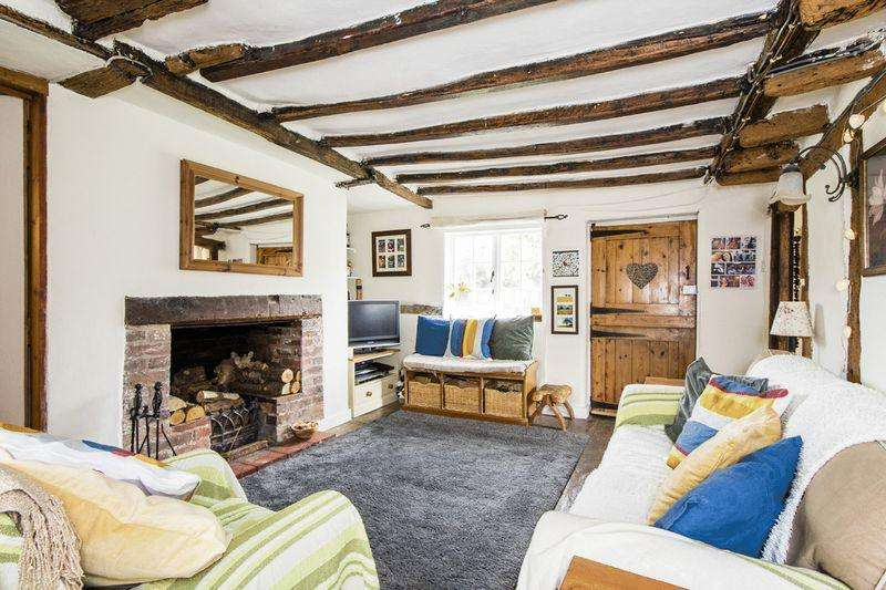 2 Bedrooms Cottage House for sale in Aston Cantlow, Warwickshire