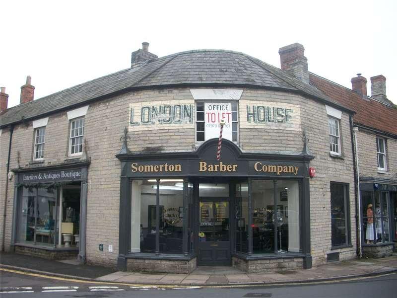 Office Commercial for rent in London House, New Street, Somerton, Somerset, TA11