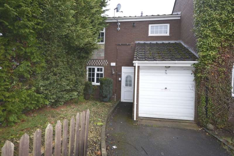 3 Bedrooms Property for sale in Daddlebrook, Hollinswood, Telford, TF3