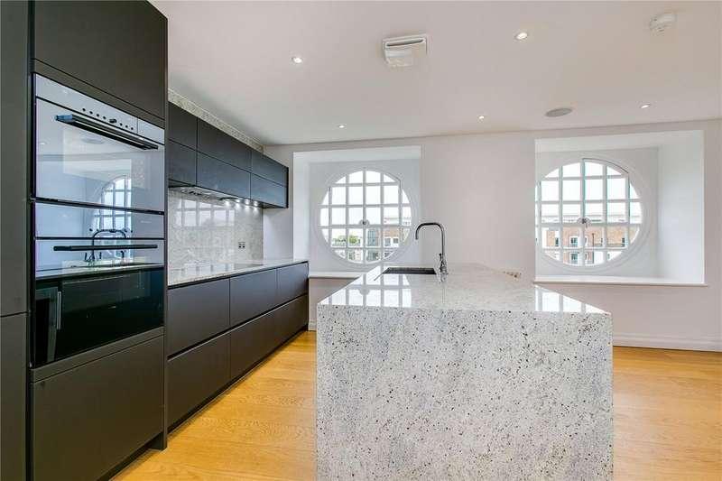 2 Bedrooms Flat for sale in Roehampton House, Putney, London