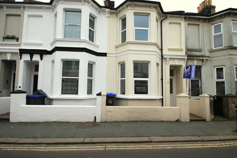 3 Bedrooms Terraced House for rent in Clifton Road, Worthing