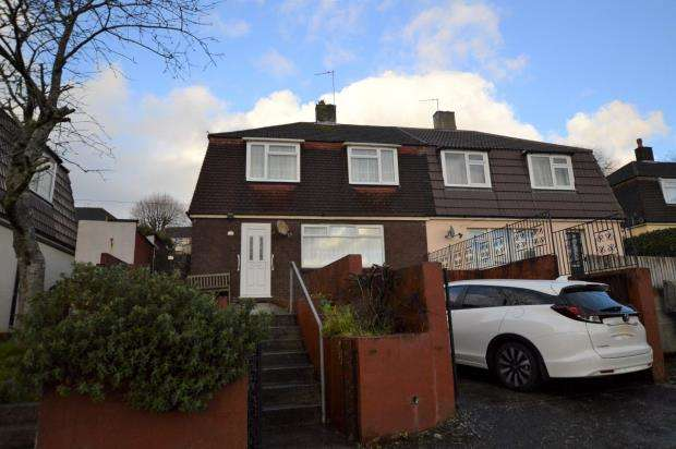 3 Bedrooms Semi Detached House for sale in Shrewsbury Road, Plymouth, Devon