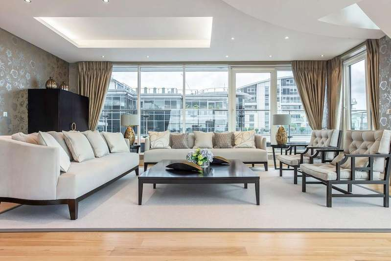 4 Bedrooms Flat for rent in Consort House, Lensbury Avenue, London, SW6
