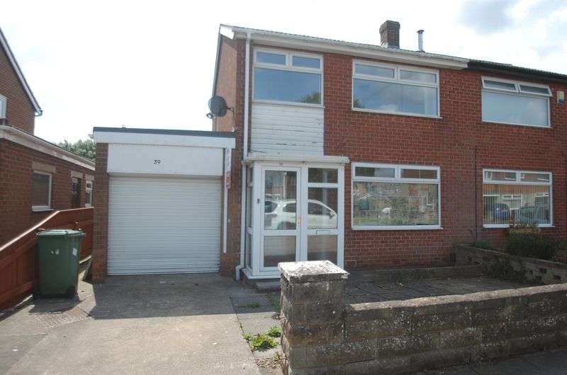 3 Bedrooms Property for sale in Lockton Crescent Thornaby, Stockton-On-Tees
