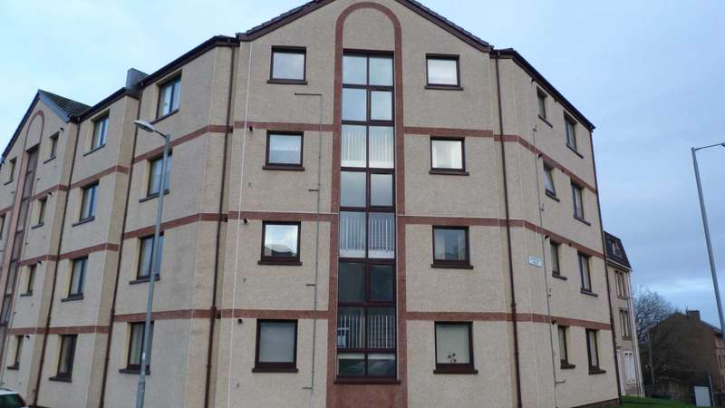 1 Bedroom Apartment Flat for sale in Sir Michael Court, Greenock