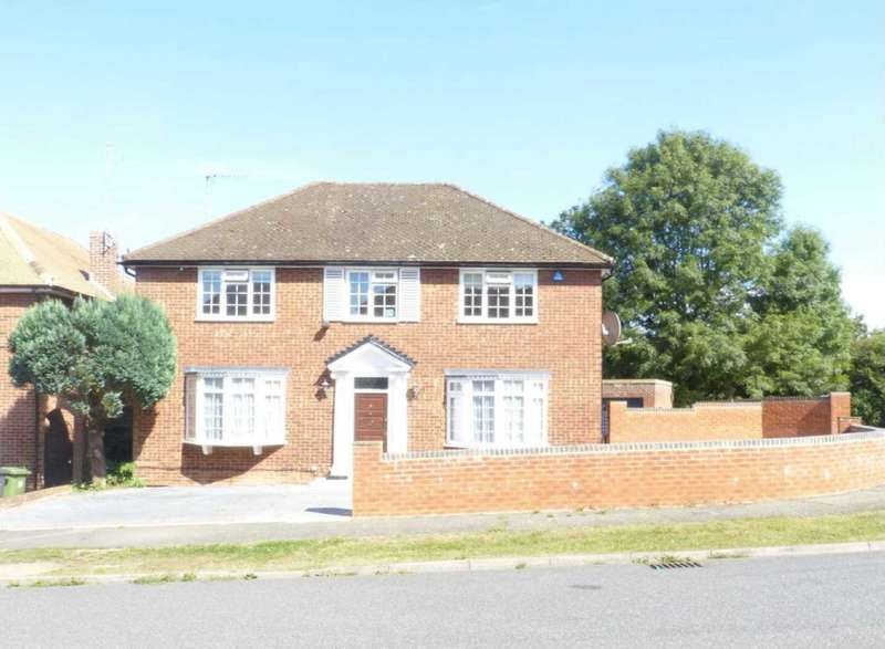 4 Bedrooms Detached House for sale in Hartfield Avenue, Elstree