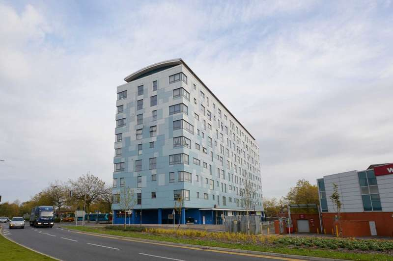 1 Bedroom Apartment Flat for rent in Bletchley