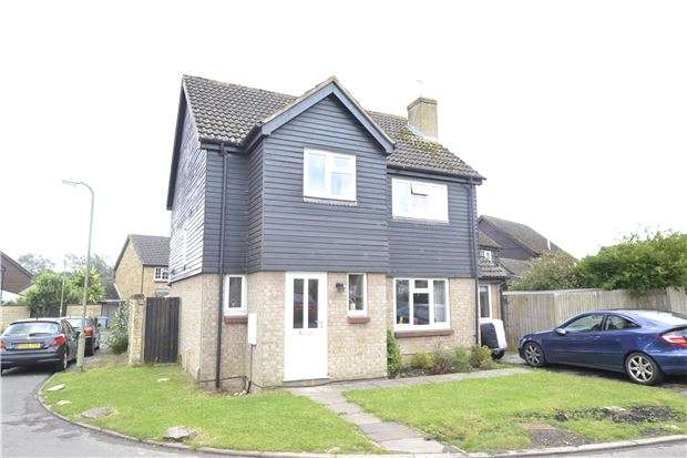 4 Bedrooms Detached House for sale in Burwell Meadow, WITNEY, Oxfordshire, OX28 5JJ