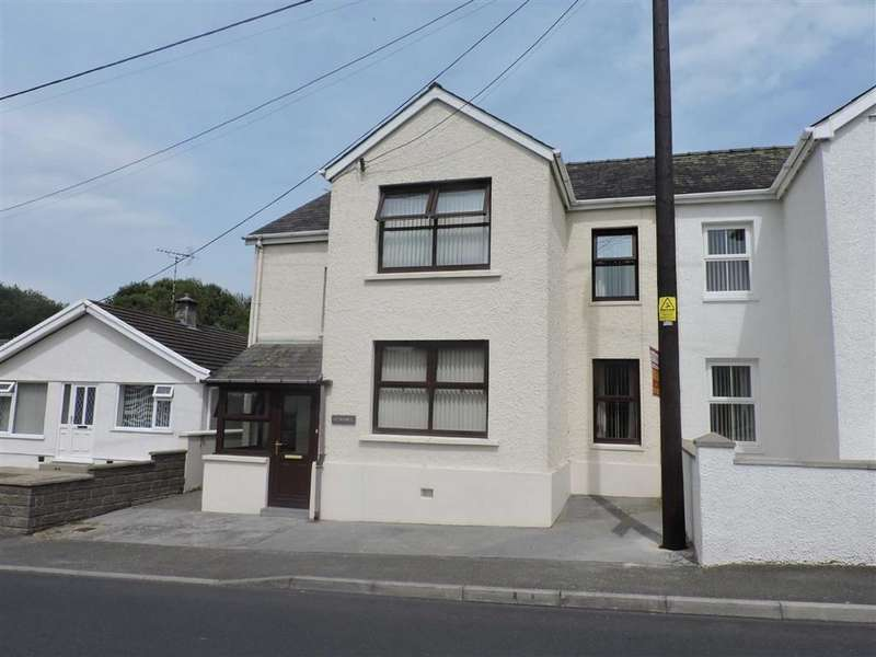 3 Bedrooms Semi Detached House for sale in Cwmann, Lampeter