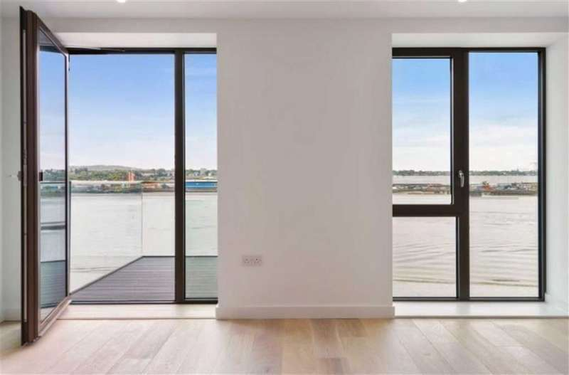 3 Bedrooms Apartment Flat for sale in Liner House, Royal Wharf, London