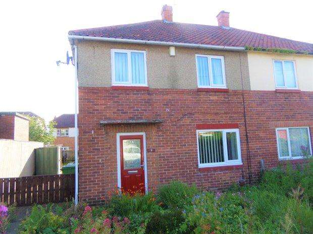 2 Bedrooms Semi Detached House for rent in HOLLYHURST ROAD, WEST CORNFORTH, SEDGEFIELD DISTRICT