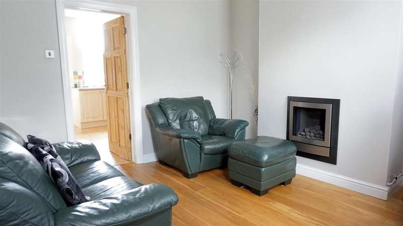 2 Bedrooms Terraced House for sale in Dunkirk, Newcastle, Staffs