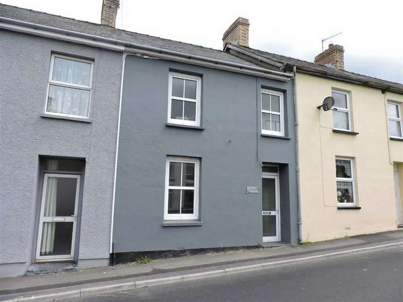 2 Bedrooms Terraced House for sale in Cwmann, Lampeter