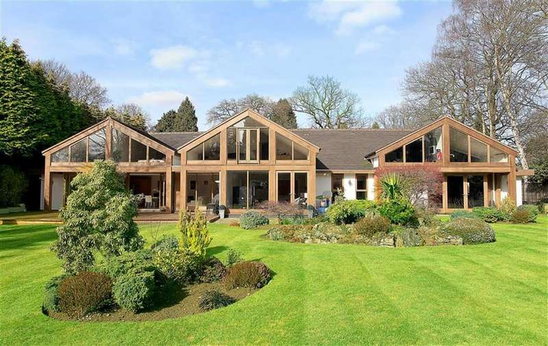 7 Bedrooms Detached House for sale in Park Drive, Little Aston Park, Sutton Coldfield