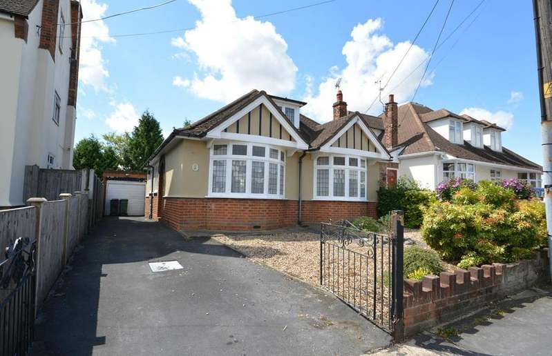 3 Bedrooms Detached Bungalow for sale in Clare Road, Braintree, Essex, CM7