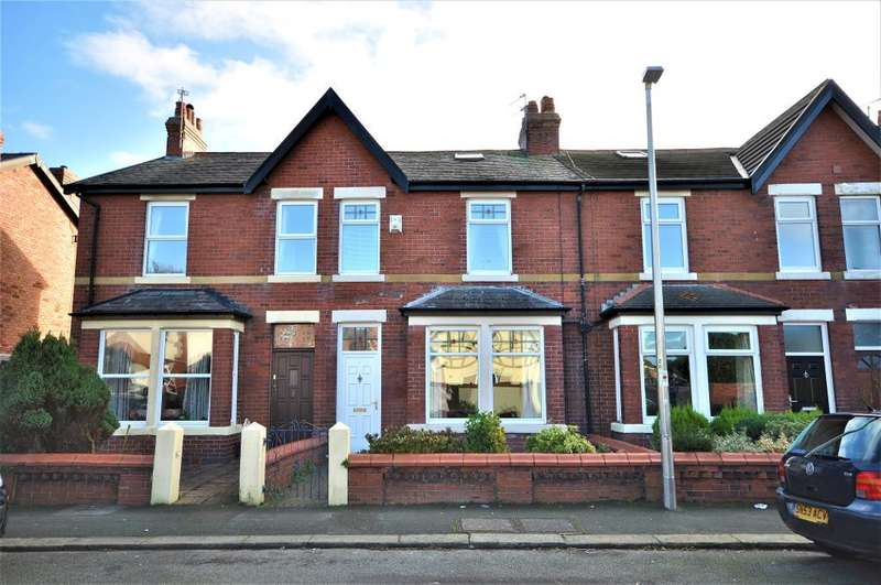 4 Bedrooms Terraced House for sale in Albert Road, St Annes, Lytham St Anne's, Lancashire, FY8 3SU