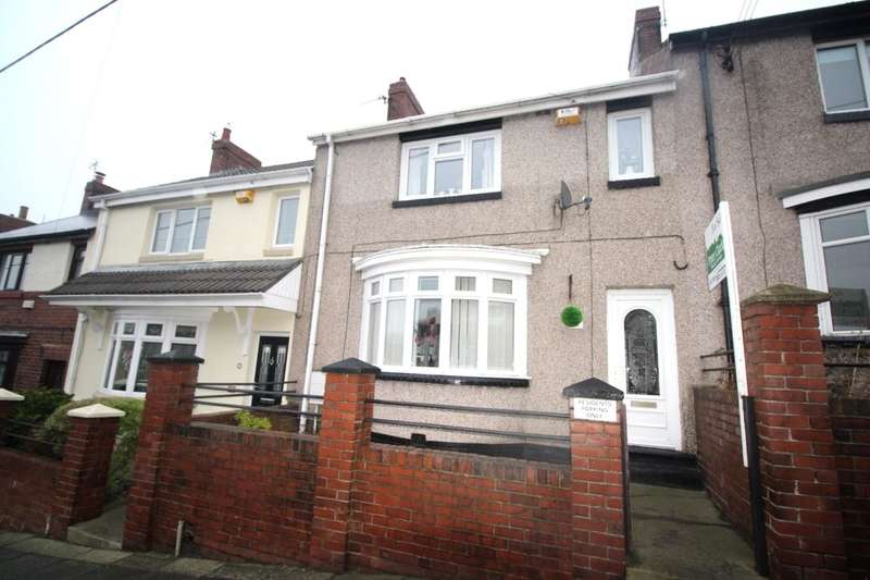 3 Bedrooms Terraced House for sale in Durham Road, Ferryhill, DL17