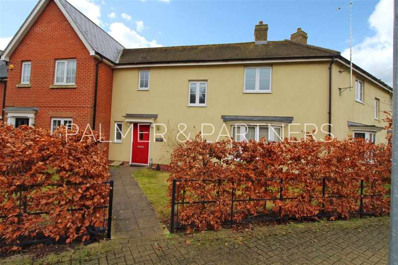 3 Bedrooms Terraced House for sale in John Mace Road, Colchester