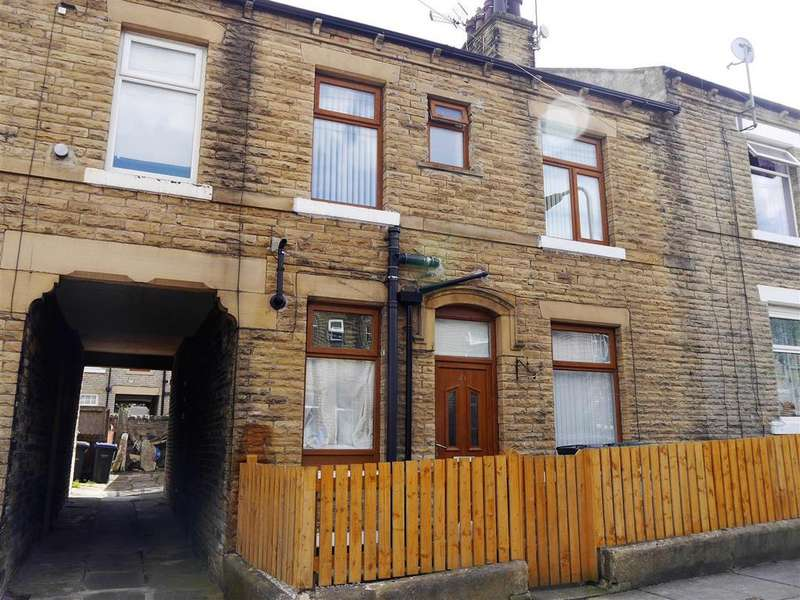 2 Bedrooms Terraced House for sale in Loughrigg Street, West Bowling, Bradford, BD5 7BU