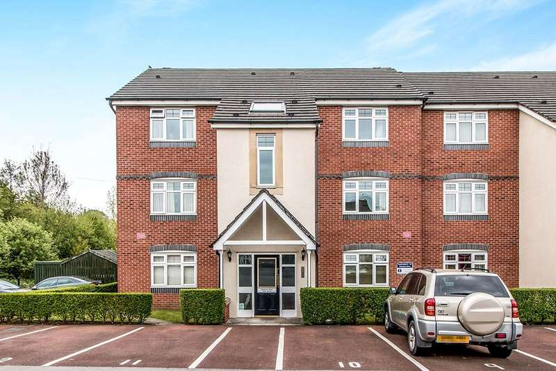 1 Bedroom Flat for sale in Redmere Drive, Bury, BL9