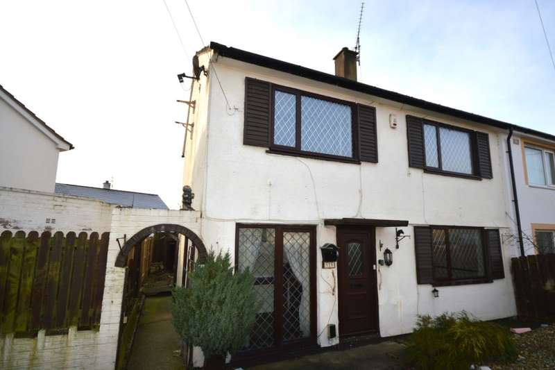 3 Bedrooms Semi Detached House for sale in Queens Avenue, Maryport, CA15