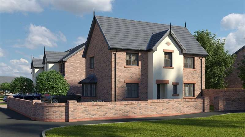 4 Bedrooms Detached House for sale in CA7 9HQ The Ellen, St Cuthberts, WIGTON, Cumbria