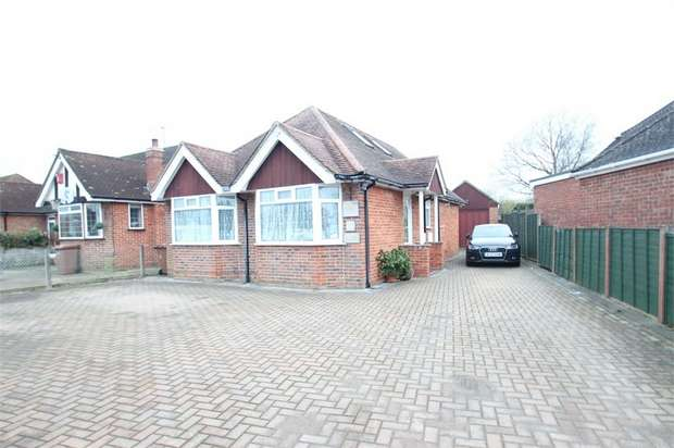 4 Bedrooms Detached House for sale in Louis Fields, Fairlands, GUILDFORD, Surrey