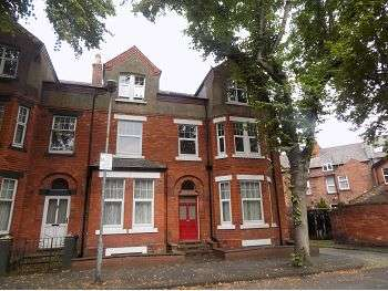 2 Bedrooms Flat for rent in Flat 2 Aglionby Street, Carlisle, CA1 1JT