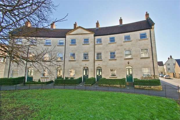 4 Bedrooms Terraced House for sale in SHEPTON MALLET, Somerset