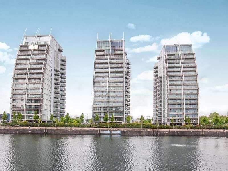 2 Bedrooms Flat for rent in The Quays, Salford, M50