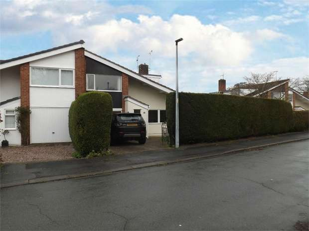 3 Bedrooms Semi Detached House for sale in Greenlands, Tattenhall, Chester, Cheshire