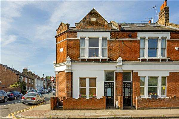 2 Bedrooms Apartment Flat for sale in Putney Bridge Road, Putney