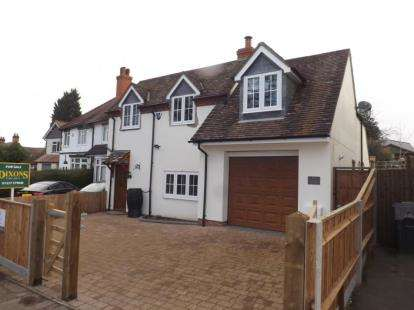 3 Bedrooms Detached House for sale in Barley Mow Lane, Catshill, Bromsgrove