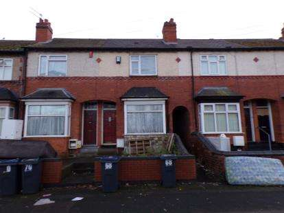3 Bedrooms Terraced House for sale in Oscott Road, Perry Barr, Birmingham, West Midlands