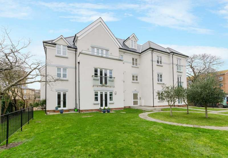 2 Bedrooms Flat for sale in Lomas Court, 43a Wordsworth Road