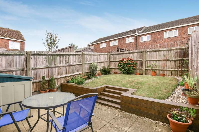 3 Bedrooms End Of Terrace House for sale in Dillwyn Close, Sydenham, SE26
