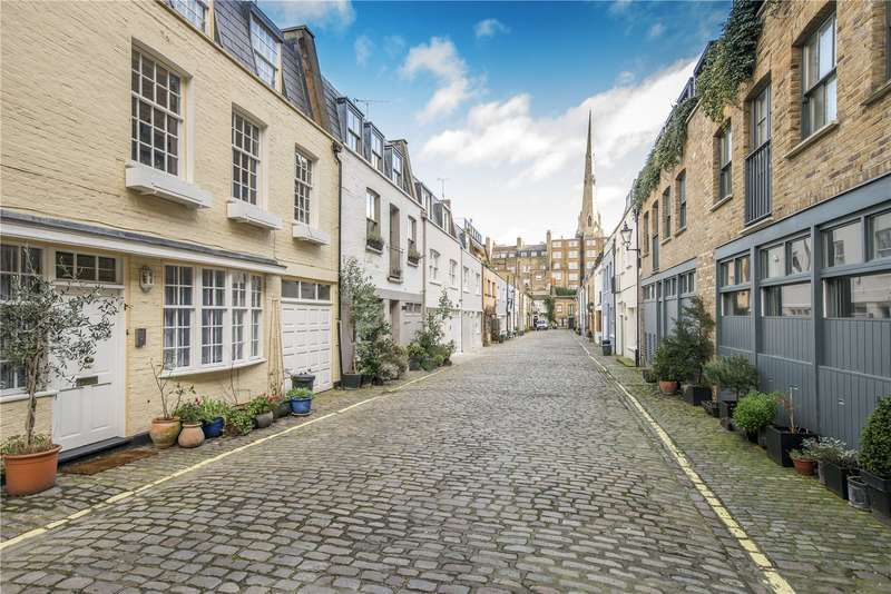 3 Bedrooms House for sale in Leinster Mews, Bayswater, London, W2