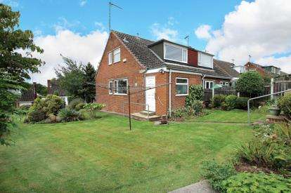 2 Bedrooms Semi Detached House for sale in Redrock Road, Rotherham, South Yorkshire
