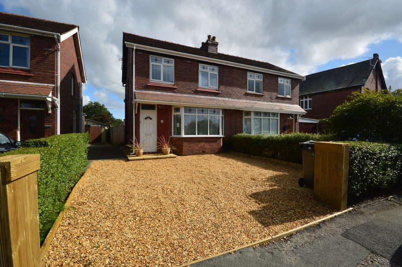 3 Bedrooms Semi Detached House for sale in Firswood Road, Lathom, Ormskirk, Lathom, WN8