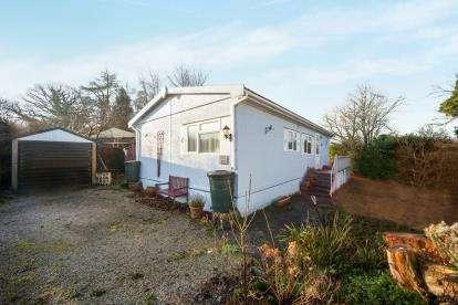 2 Bedrooms Mobile Home for sale in Bridestowe, Okehampton, Devon