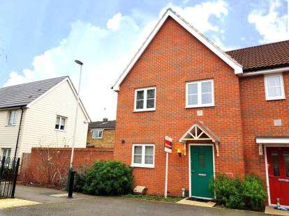 3 Bedrooms End Of Terrace House for sale in Harold Hill, Romford, Havering