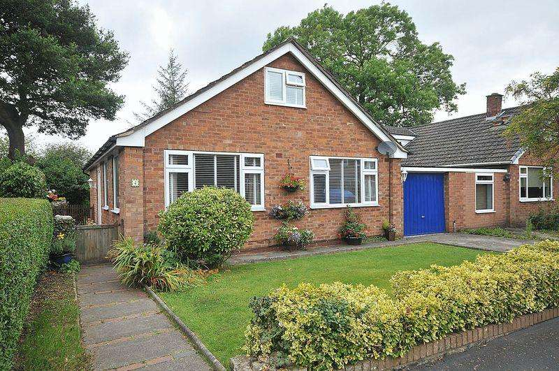 3 Bedrooms Bungalow for sale in Summerfield Road, Mobberley