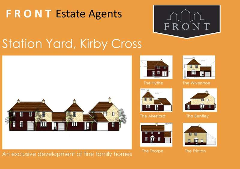 4 Bedrooms Detached House for sale in Station Yard, Kirby Cross