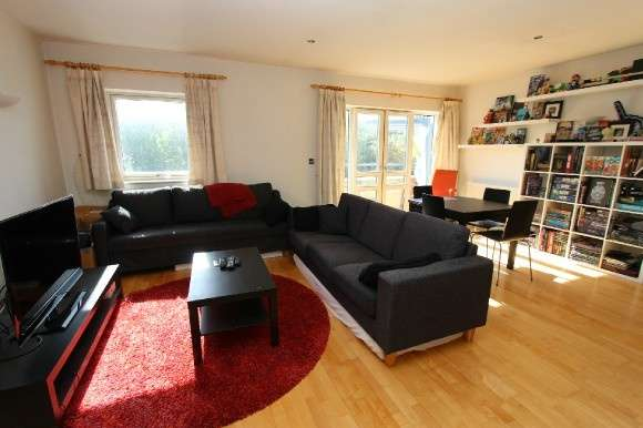 2 Bedrooms Flat for sale in Wharf Road, Nottingham
