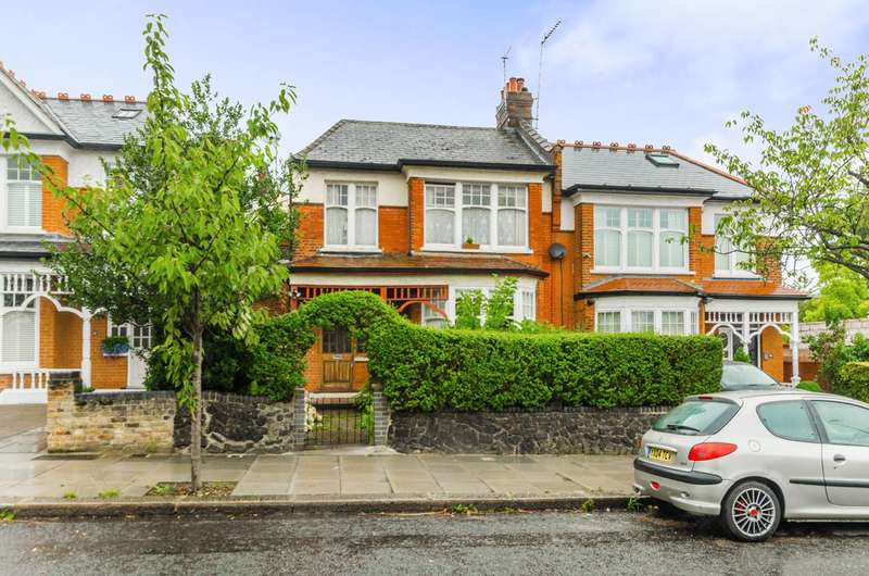 3 Bedrooms Flat for sale in Cranley Gardens, Muswell Hill, N10