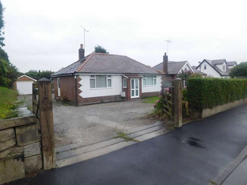 3 Bedrooms Detached Bungalow for sale in Manor Road, Marple, Stockport