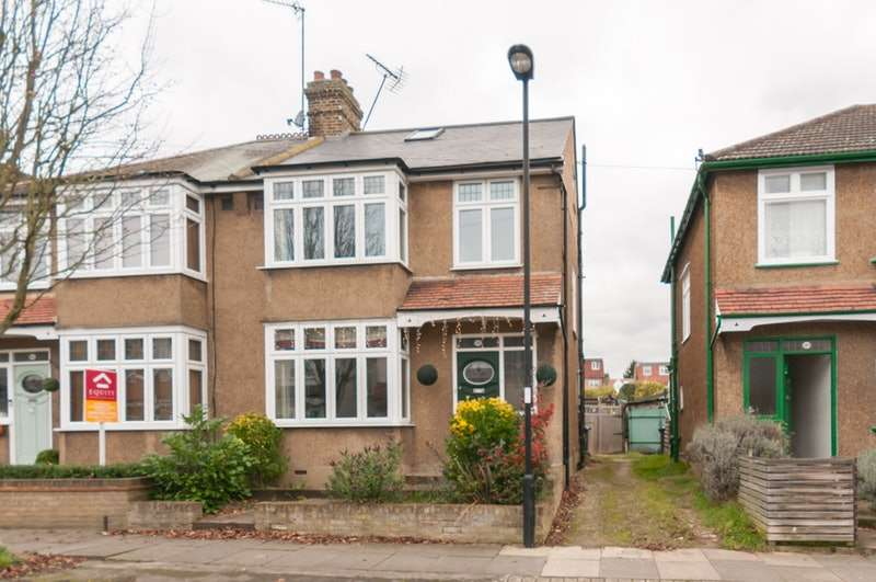 4 Bedrooms Semi Detached House for sale in Morley Hill, Enfield, London, EN2